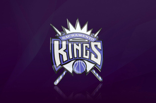 Kostenloses Sacramento Kings Logo Wallpaper für Samsung Galaxy S6 Active