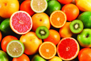 Fruits Background for Android, iPhone and iPad