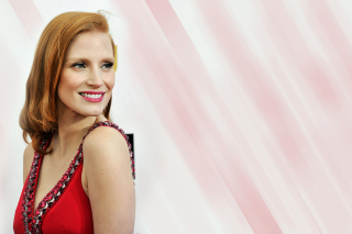 Jessica Chastain HD Picture for Android, iPhone and iPad