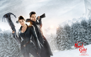 Hansel Gretel Witch Hunters Picture for Android, iPhone and iPad