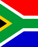 South Africa Flag wallpaper 128x160