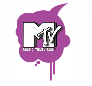 Free MTV Logo Picture for 208x208
