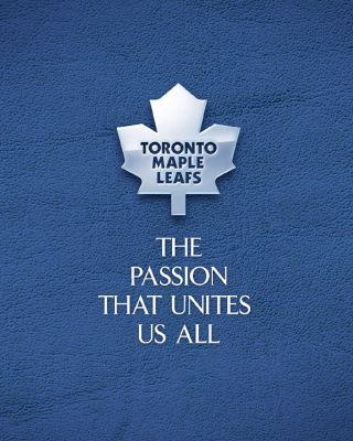 Free Toronto Maple Leafs NHL Logo Picture for Nokia Asha 300