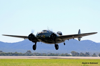 Lockheed Hudson Wallpaper for Android, iPhone and iPad