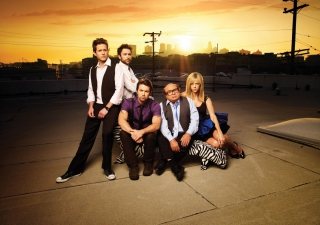 It's Always Sunny in Philadelphia Wallpaper for Android, iPhone and iPad