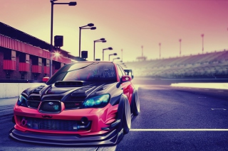 Subaru Impreza Picture for Android, iPhone and iPad
