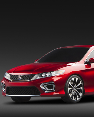2017 Honda Accord Coupe - Fondos de pantalla gratis para iPhone 3G