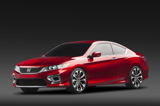2017 Honda Accord Coupe Wallpaper for Android 2560x1600