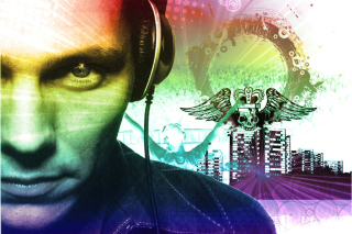DJ Tiesto sfondi gratuiti per cellulari Android, iPhone, iPad e desktop