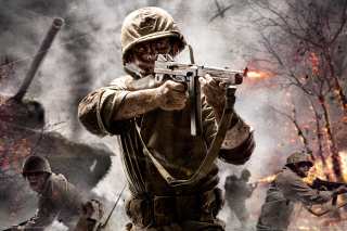 Call Of Duty Background for Android, iPhone and iPad