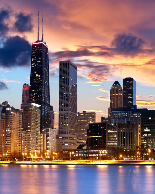 Illinois, Chicago sfondi gratuiti per Nokia Lumia 925