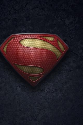 Superman Logo para Huawei G7300