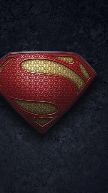 Superman Logo for Nokia N8