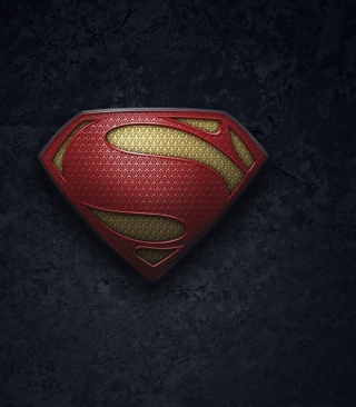 Superman Logo Picture for 240x320
