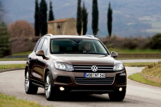 Volkswagen Tiguan, VW Tiguan Background for Android, iPhone and iPad