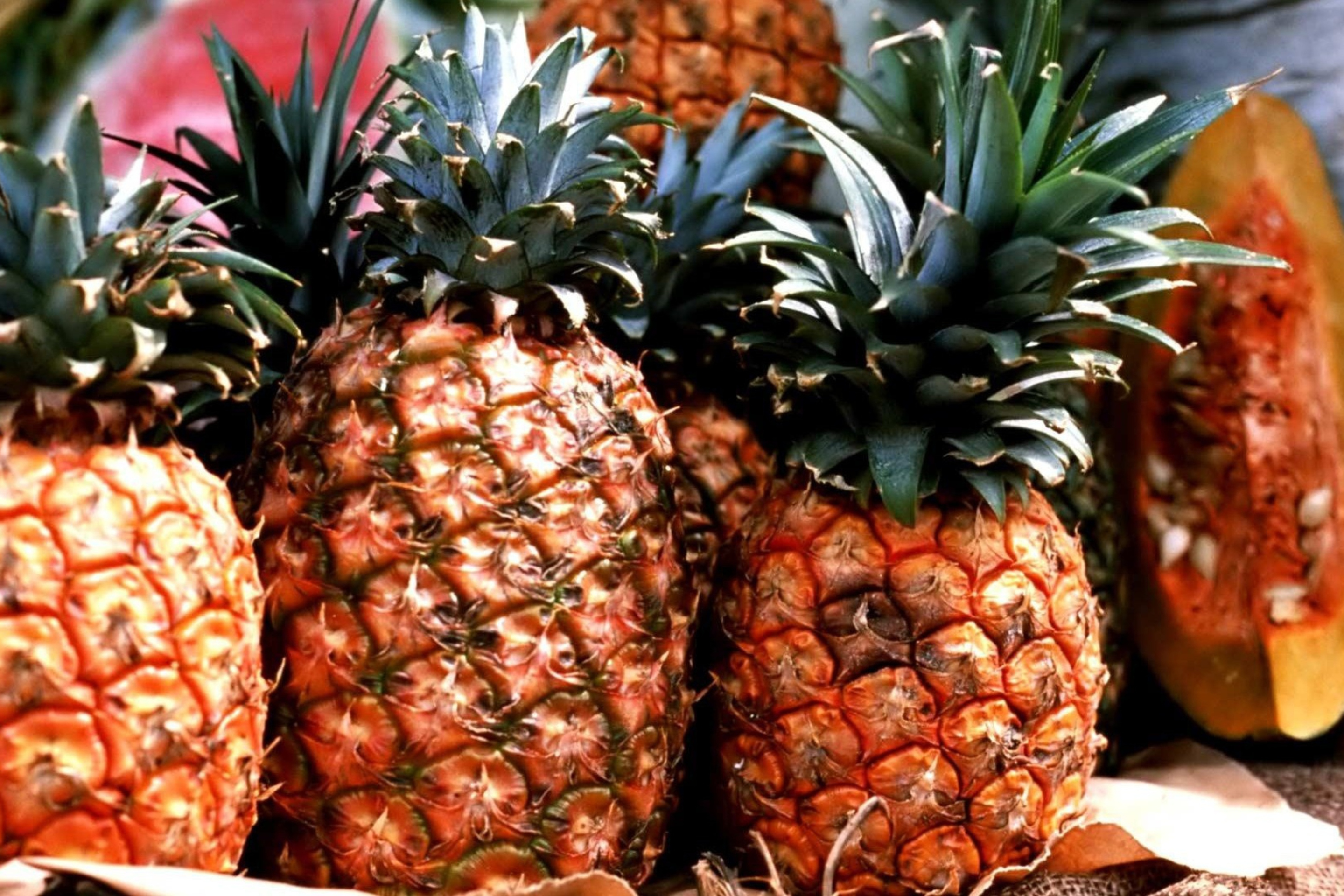 Screenshot №1 pro téma Pineapples 2880x1920