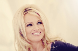 Pamela Anderson Wallpaper for Android, iPhone and iPad