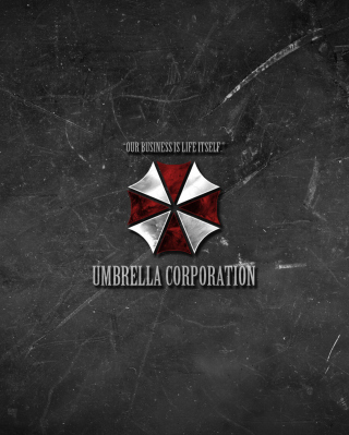 Umbrella Corporation Background for Nokia X3