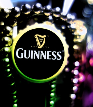 Guinness Beer Background for iPhone 5