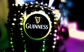 Guinness Beer Wallpaper for Widescreen Desktop PC 1920x1080 Full HD