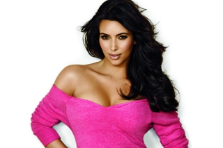 Kim Kardashian Wallpaper for Fullscreen Desktop 1024x768