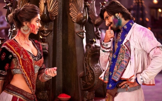 Free Deepika Padukone Ram Leela Picture for Android, iPhone and iPad