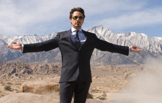 Robert Downey Picture for Android, iPhone and iPad