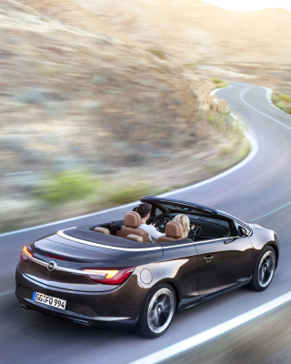 Opel Cascada Background for HTC Titan