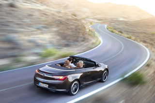 Opel Cascada Background for Android, iPhone and iPad