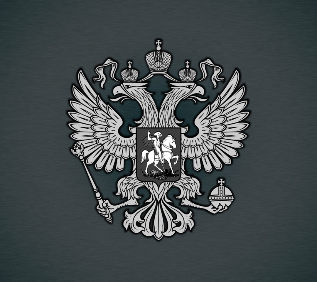 Das Coat of arms of Russia Wallpaper 1080x960