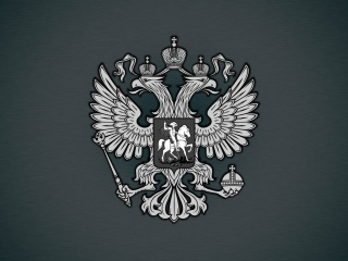 Screenshot №1 pro téma Coat of arms of Russia 320x240