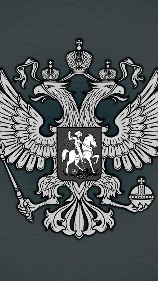 Coat of arms of Russia screenshot #1 640x1136