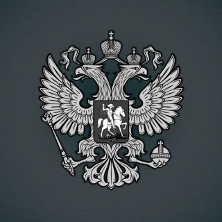 Coat of arms of Russia sfondi gratuiti per iPad 3