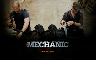 Mechanic Background for Android, iPhone and iPad