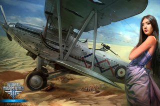World of Warplanes Picture for Android, iPhone and iPad