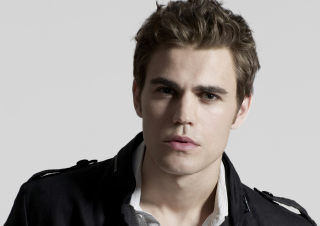 Free Paul Wesley Picture for Android, iPhone and iPad