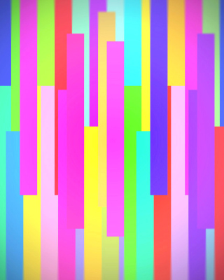 Abstract Stripes Wallpaper for Nokia Asha 503