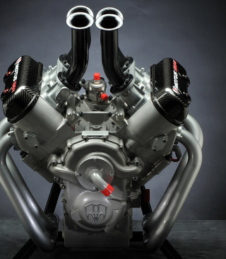 Car Engine Wallpaper for Nokia X6
