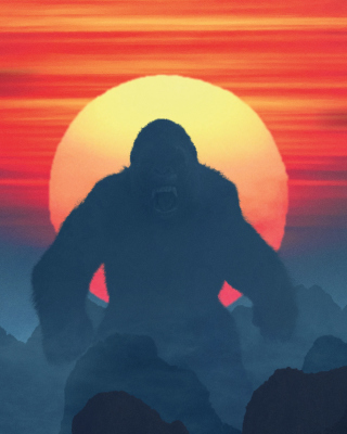 King Kong 2017 Background for iPhone 6 Plus