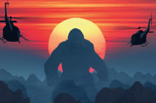 King Kong 2017 Wallpaper for Android, iPhone and iPad