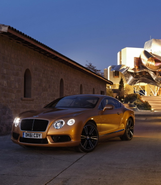 Bentley Wallpaper for Nokia C6-01