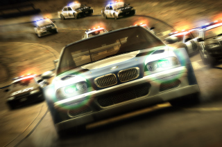 Free Nfs Most Wanted Picture for Android, iPhone and iPad