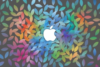 Free Autumn Apple Wallpaper Picture for Android, iPhone and iPad