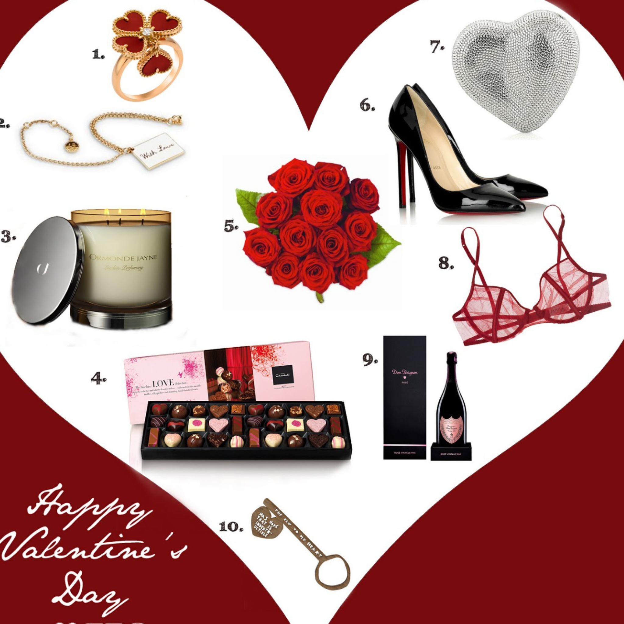 Valentines Day Gifts wallpaper 2048x2048