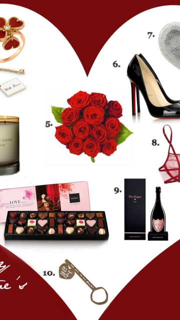 Valentines Day Gifts wallpaper 360x640