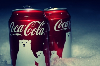 Coca Cola Christmas Picture for Android, iPhone and iPad