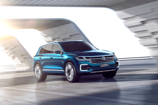 Volkswagen T Prime Concept GTE Wallpaper for Android, iPhone and iPad