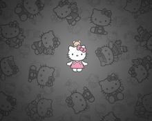 Hello Kitty para 220x176