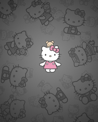 Free Hello Kitty Picture for Nokia C2-02