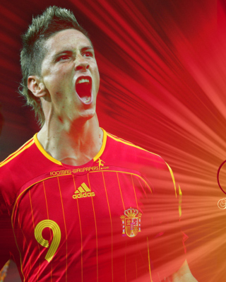 Fernando Torres Picture for Nokia X1-01
